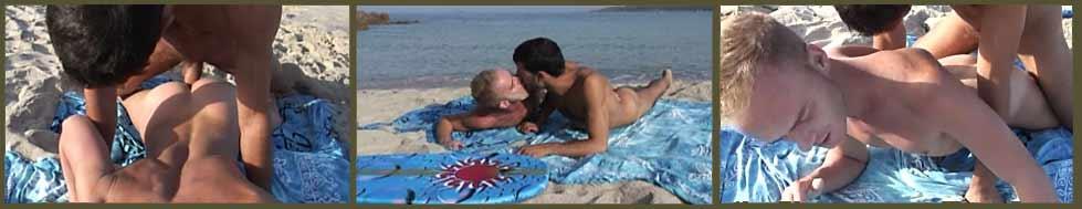 baise à la plage mecs suceurs