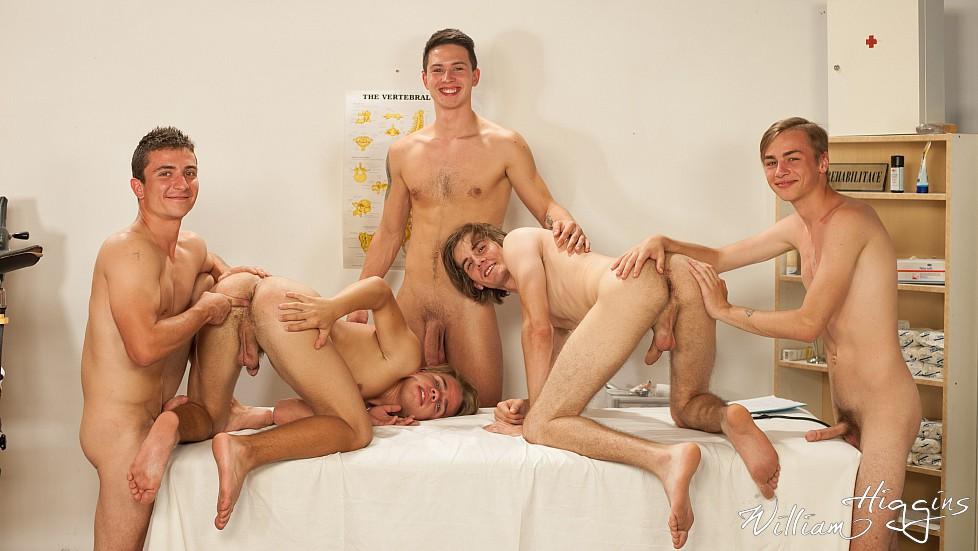 orgie d'hommes gays